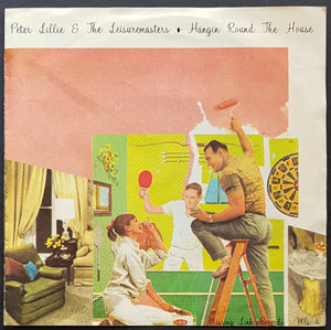 Peter Lillie (& The Leisuremasters) - Hangin' Round The House