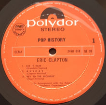 Load image into Gallery viewer, Clapton, Eric - Pop History