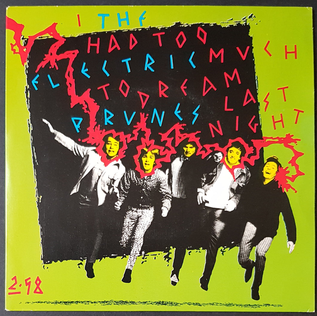 Electric Prunes - I Had Too Much Too Dream (Last Night)