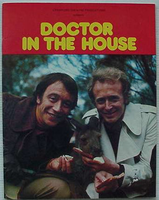 Film & Stage Memorabilia - Doctor In The House