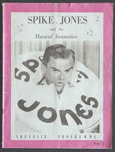 Load image into Gallery viewer, Jones, Spike - 1955