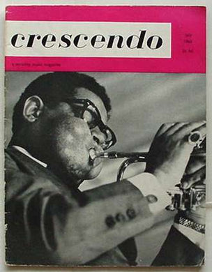 Dizzy Gillespie - Crescendo July 1963