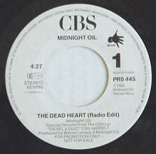 Load image into Gallery viewer, Midnight Oil - The Dead Heart (Radio Edit)