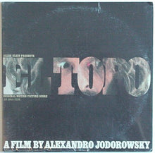 Load image into Gallery viewer, Beatles - El Topo Original Motion Picture Score