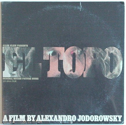 Beatles - El Topo Original Motion Picture Score