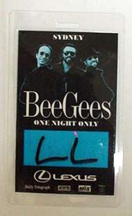 Bee Gees - One Night Only