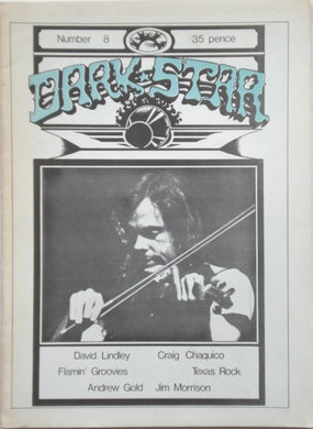 David Lindley - Dark Star No.8