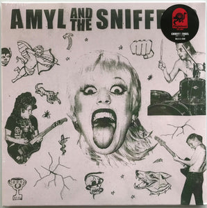 Amyl And The Sniffers  - Amyl And The Sniffers