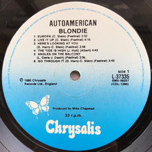 Load image into Gallery viewer, Blondie - Autoamerican