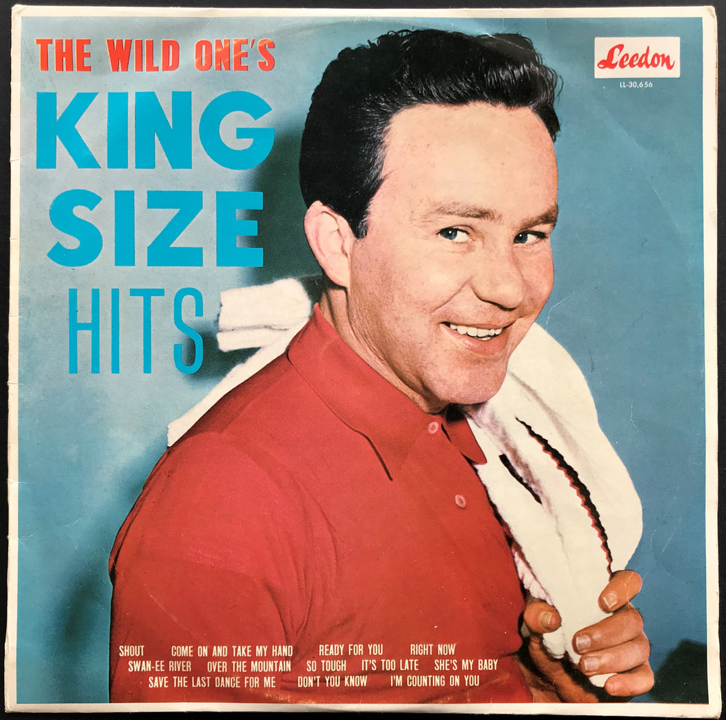 Johnny O'Keefe  - The Wild One's King Size Hits