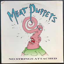 Load image into Gallery viewer, Meat Puppets  - No Strings Attached