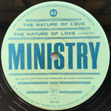 Load image into Gallery viewer, Ministry  - The Nature Of Love