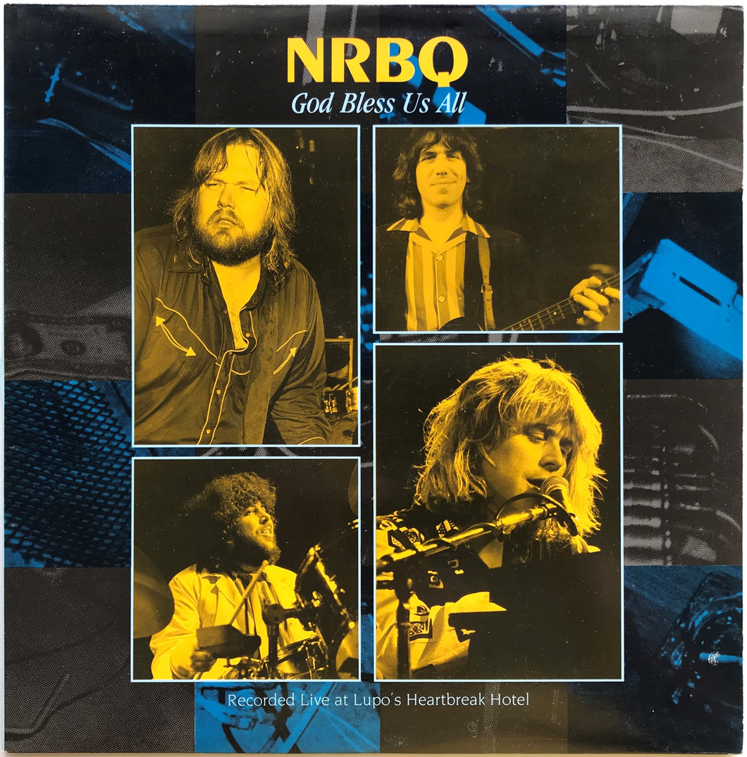 Nrbq  - God Bless Us All
