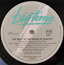 Load image into Gallery viewer, Sir Douglas Quintet  - The Best Of The Sir Douglas Quintet