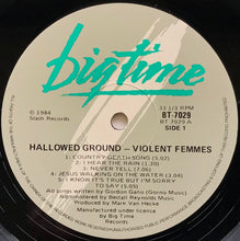 Load image into Gallery viewer, Violent Femmes  - Hallowed Ground