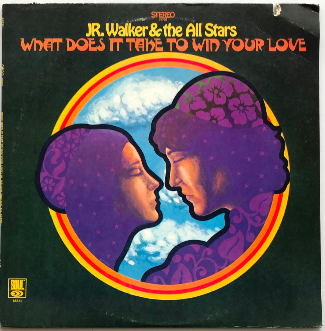Junior Walker  - What Does It Take To Win Your Love