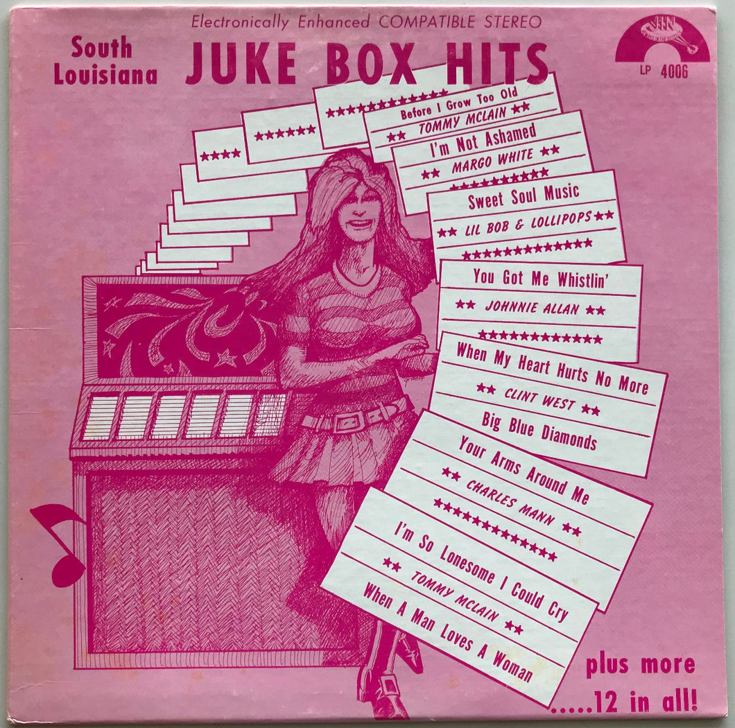 V/A  - South Louisiana Juke Box Hits