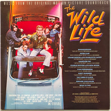 Load image into Gallery viewer, O.S.T.  - The Wild Life - Music From The Original Motion Pic