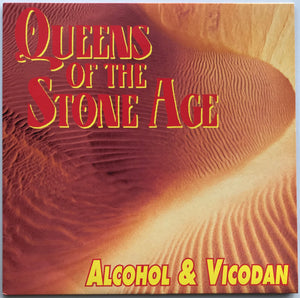 Queens Of The Stone Age - Alcohol & Vicodan