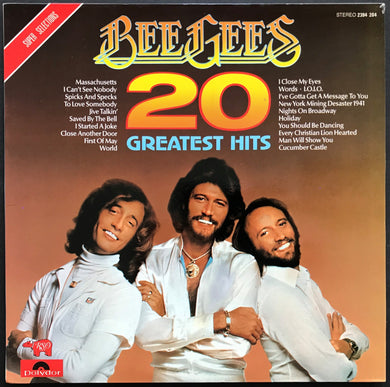 Bee Gees - 20 Greatest Hits