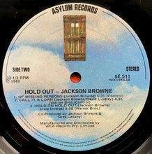 Load image into Gallery viewer, Jackson Browne - Hold Out