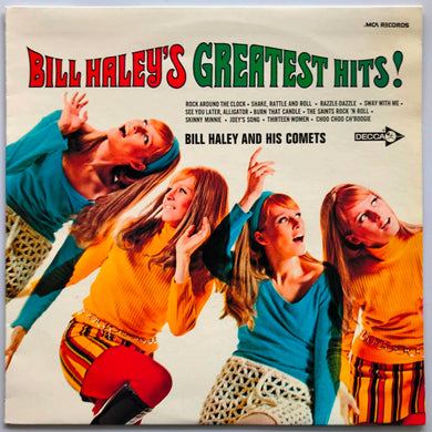 Bill Haley & His Comets - Bill Haley's Greatest Hits!