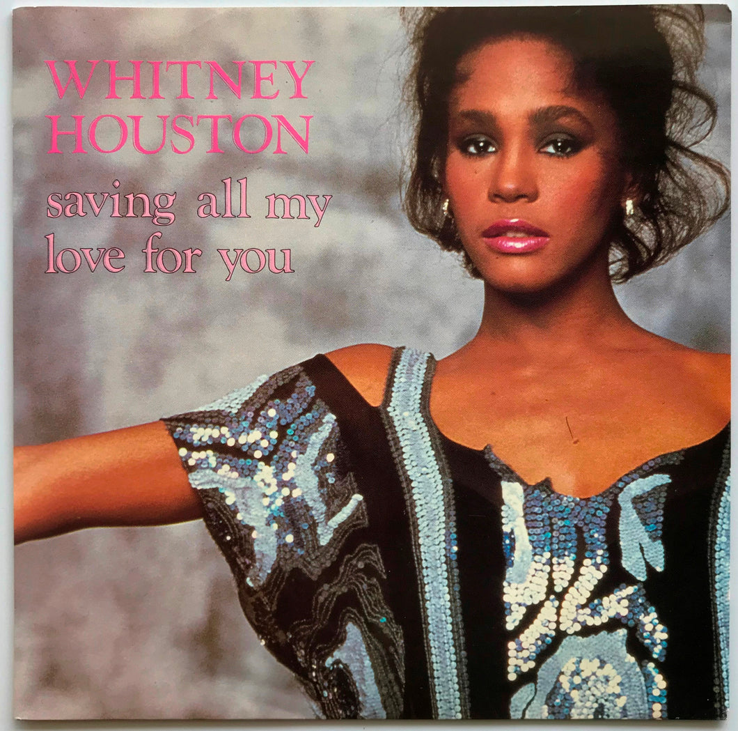 Houston, Whitney - Saving All My Love For You