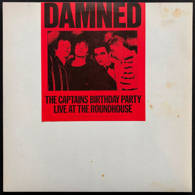 Damned - The Captains Birthday