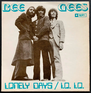 Bee Gees - Lonely Days / I.O. I.O.