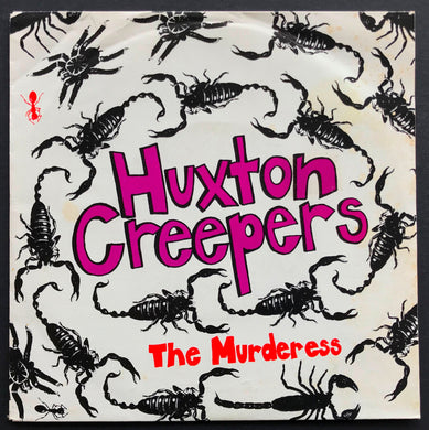Huxton Creepers - The Murderess