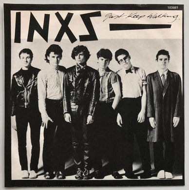 Inxs - Just Keep Walking