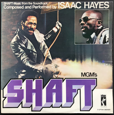 Isaac Hayes - SHAFT - Music From The Soundtrack