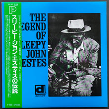 Load image into Gallery viewer, The Legend Of Sleepy John Estes
