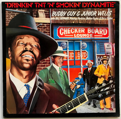 Buddy Guy - Drinkin' T.N.T. N' Smoking Dynamite