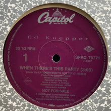 Load image into Gallery viewer, Ed Kuepper - When There's This Party