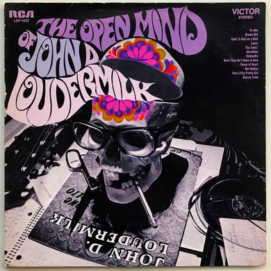 John D. Loudermilk - The Open Mind Of John D. Loudermilk