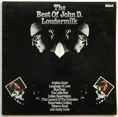 John D. Loudermilk - The Best Of John D. Loudermilk