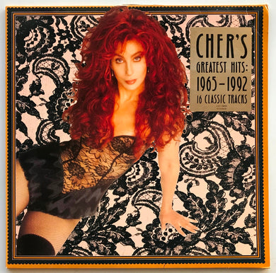 Cher - Cher's Greatest Hits 1965 - 1992