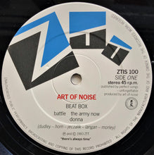 Load image into Gallery viewer, Art Of Noise - Into Battle With The Art Of Noise