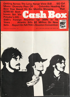 Carpenters - Cash Box