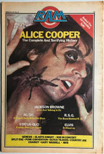 Load image into Gallery viewer, Alice Cooper - RAM No.54