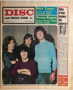 Badfinger - Disc And Music Echo