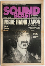 Load image into Gallery viewer, Frank Zappa  - Sound Blast