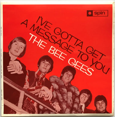Bee Gees  - I've Gotta Get A Message To You
