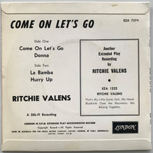 Load image into Gallery viewer, Ritchie Valens  - Come On Let's Go