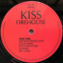 Load image into Gallery viewer, Kiss  - Firehouse