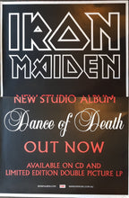 Load image into Gallery viewer, Iron Maiden - Dance Of Death