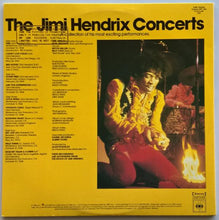 Load image into Gallery viewer, Jimi Hendrix - The Jimi Hendrix Concerts