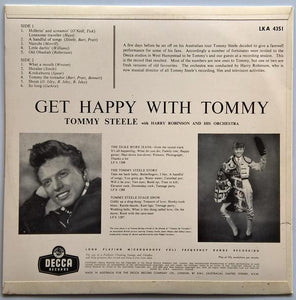 Get Happy With Tommy