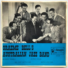 Load image into Gallery viewer, Graeme Bell & His All Stars - Graeme Bell's Australian Jazz Band
